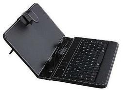 """USB Keyboard Case Cover for 8"""" Amazon Kindle Fire HD 8 Table"""