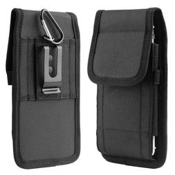 vertical cell phone holster pouch wallet case