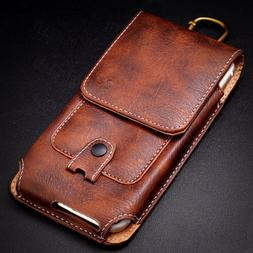 Vertical Wallet Case Cover Pouch Holster Belt Clip iPhone 11