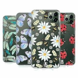 HEAD CASE DESIGNS WATERCOLOUR INSECTS SOFT GEL CASE FOR APPL