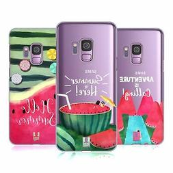 HEAD CASE DESIGNS WATERMELONS HARD BACK CASE FOR SAMSUNG PHO