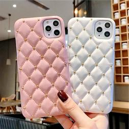 Women Luxury Leather Phone Case Cover For iPhone 11 Pro Max