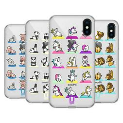 yoga animals 2 soft gel case
